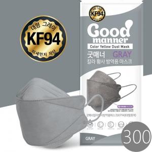 goodmanner mask gray